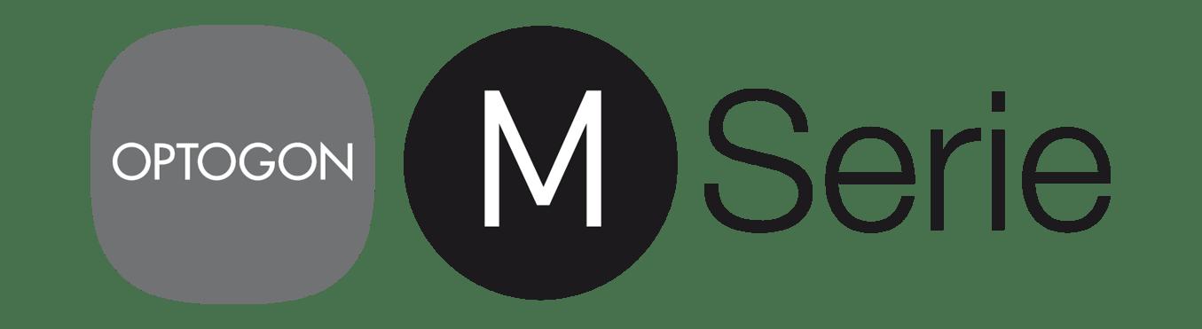Das OPTOGON Produktlogo für die M-Serie