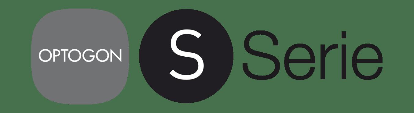 Das OPTOGON Produktlogo für die S-Serie