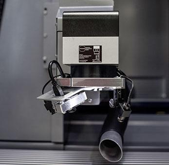 S-Serie von OPTOSKOP mit dem Kameravorschausystem OptoSkop.