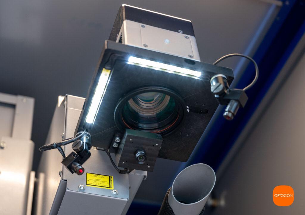 OPTOGON Optoskop - Das Kamera-Lasersystem von OPTOGON