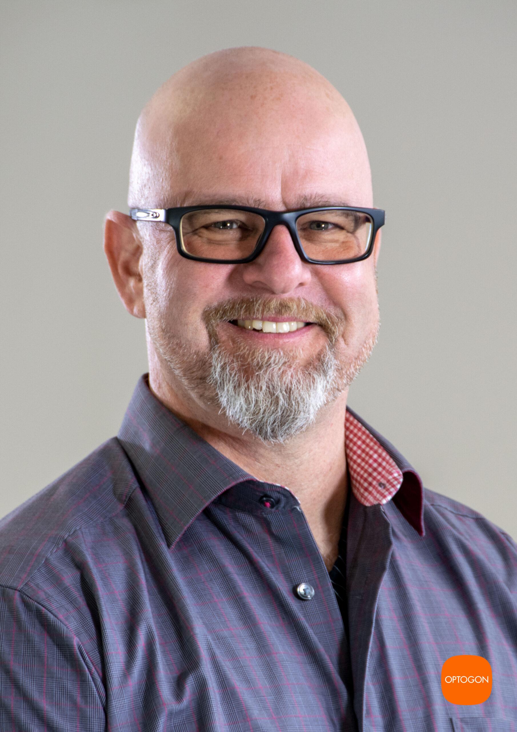 Mirko Jedynak. Gründer und inhaber von OPTOGON