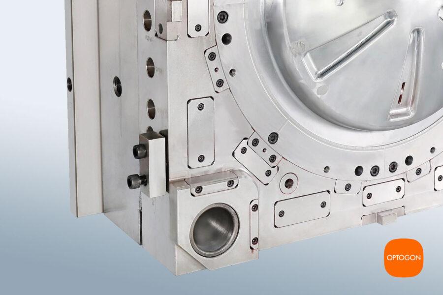 Die präzise Laserstrukturierung im Werkzeug- und Formenbau mit Laseranlagen von OPTOGON.