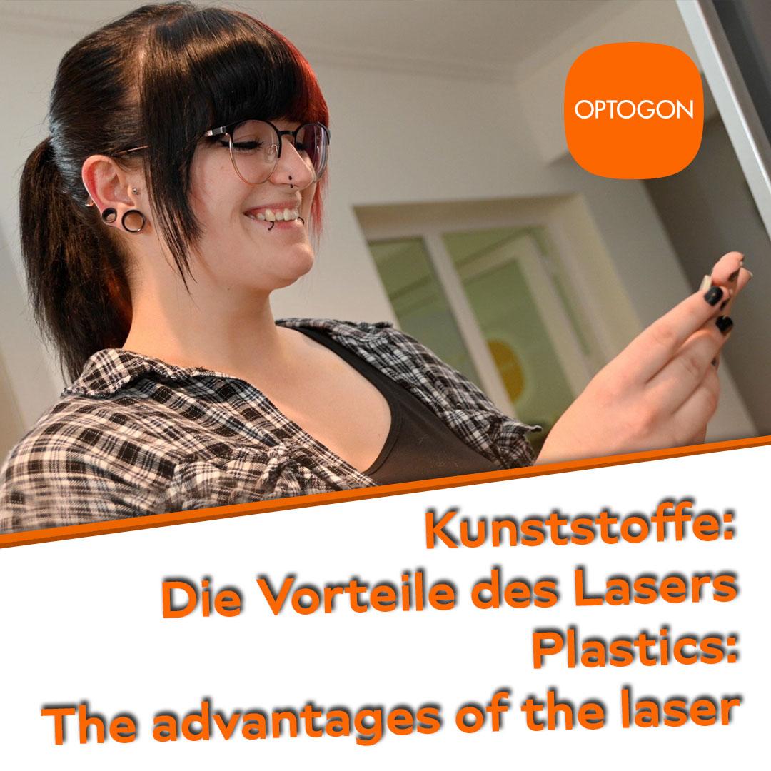 """Laservideo – """"Kunststoffe – Die Vorteile des Lasers"""""""