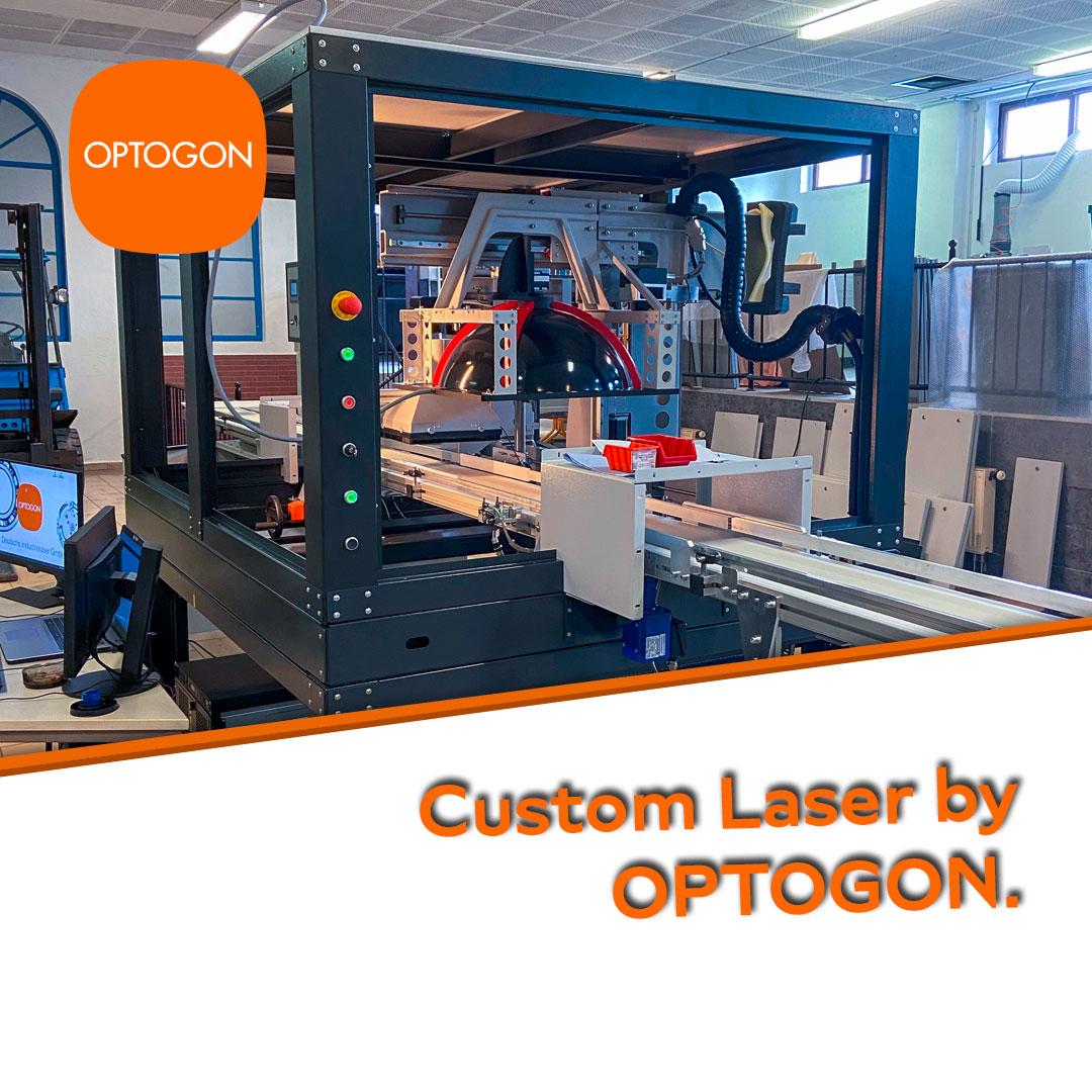 Custom Laser by OPTOGON